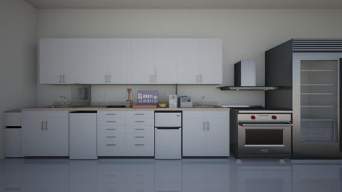 cutlery kitchen - Kitchen  - by lex faye