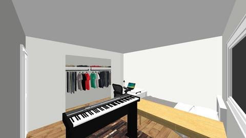 my room - Bedroom  - by MYTHYCGAMER