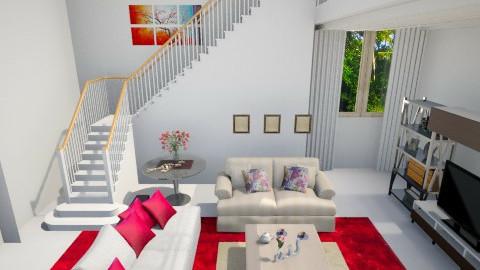 livinggg - Modern - Living room  - by Chelsea Avelino