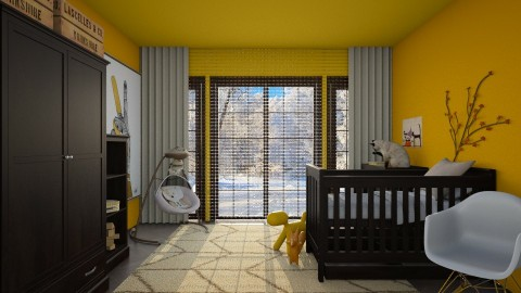 kids - Kids room  - by bohdalkovakata
