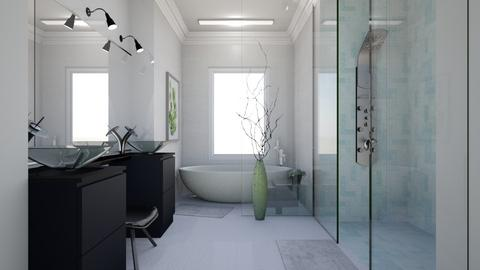 series 1 MOD - Modern - Bathroom  - by rcrites457