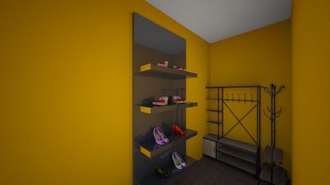 cuarto - Modern - Bedroom  - by larissa_eff