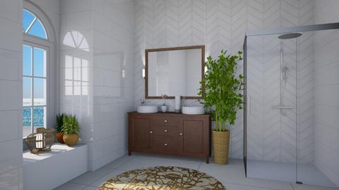 light bathroom - Bathroom - by tj94