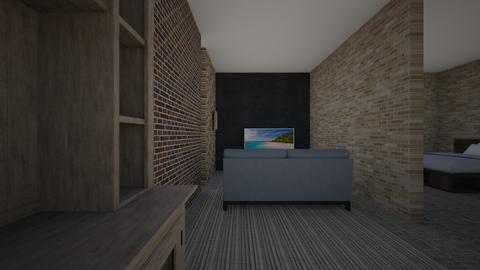 casa habitacion - Modern - by roberto777