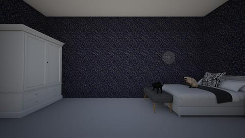 uwu - Modern - Bedroom  - by honeyleeuwu