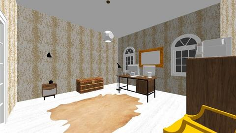 Designer room - Office - by Nuno Klauck
