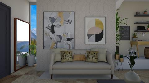 Oh - Living room  - by Daisydesigner