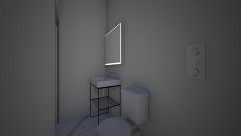 Banheiro Suite - Bathroom  - by Dnae