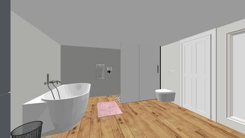 Bathroom - Bathroom - by AjaLee14