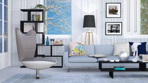 M_ Inspired Conran Room I - Living room  - by milyca8