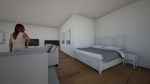 Maia bedroom - Modern - Bedroom  - by maianalder