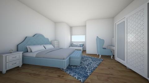 good morning - Bedroom - by aila auk