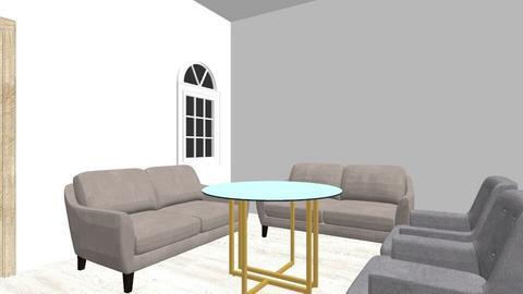 LOL3 - Living room  - by wael maged