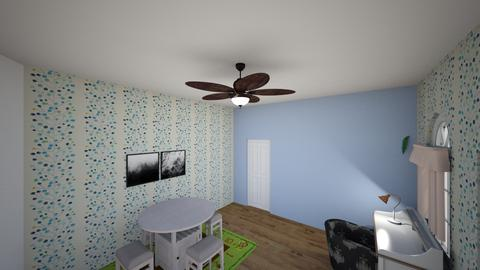 garden22 - Kids room  - by love49