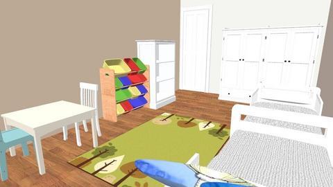 kids room 5 - Kids room  - by janag1234