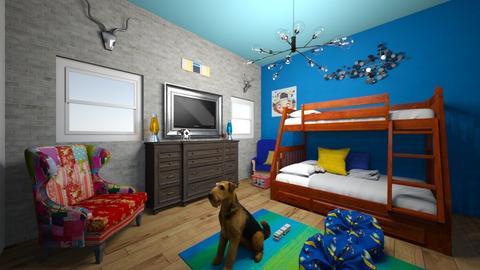 Kids room - Kids room  - by Reece schreiman