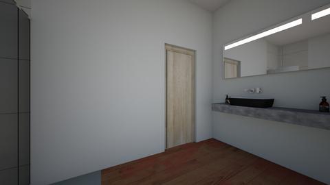 Bathroom - Modern - Bathroom  - by emily3335553