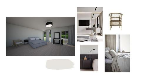 bedroom Haarlem - by Estherembosch