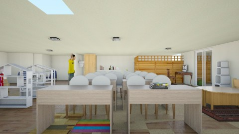 Lumina library 3st gd - Eclectic - Office - by lumina