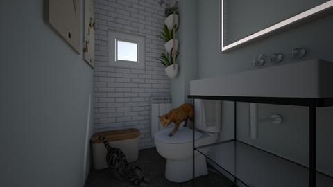 Bathroom1 - Bathroom  - by CINTIA123