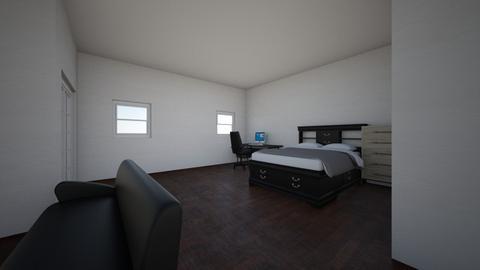 dream bedroom - Bedroom  - by christopher p petaluma