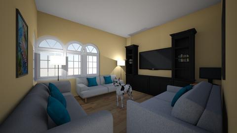 sala la paz - Living room  - by Timo Copca
