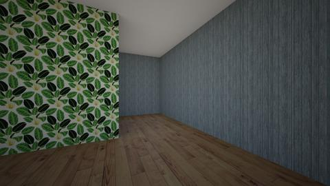 a - Living room  - by Ren26