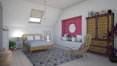 04 - Bedroom  - by augustmoon