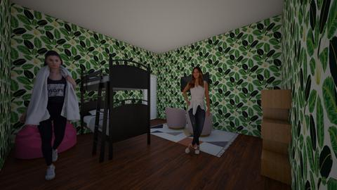 twins room - Modern - Bedroom  - by pro 109