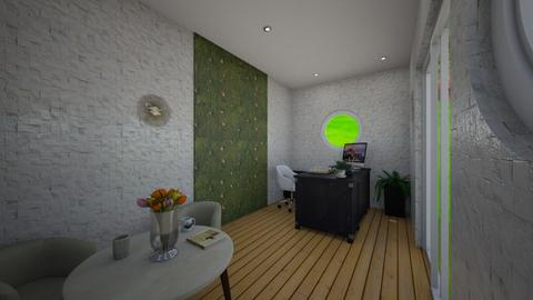 Modern Haven office - Office  - by RhodriSimpson13