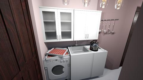 m - Kitchen  - by magi3dd