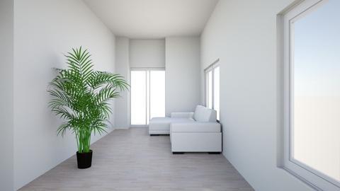 duzy - Living room  - by zielnet