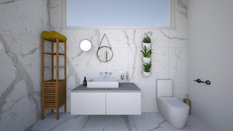 My bathroom - Modern - Bathroom - by unats