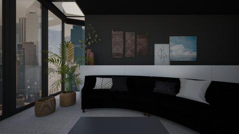 salon - Living room - by live in peace