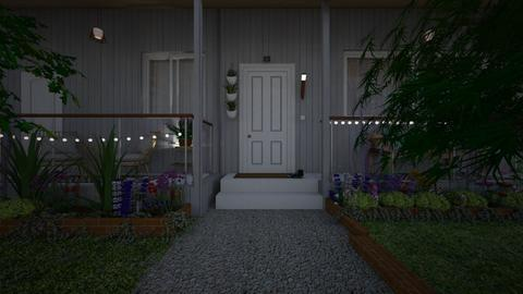 gocek - Garden  - by zozan