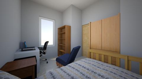 new B side 04 - Office  - by nunri