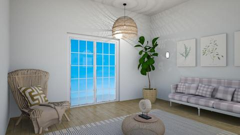 thelife - Modern - Living room  - by cloudyXdesigns