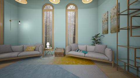 dqw - Living room  - by chariser1