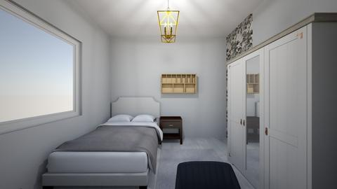Sevval - Modern - Bedroom  - by sevvalskywalker