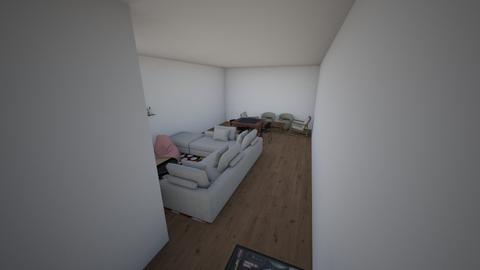 Salao Boa Vista - Living room  - by hjunqueira