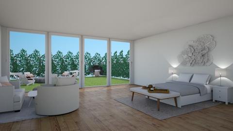 ROOM 1 - Bedroom - by sofid