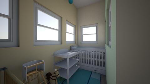 Nursery 1 - Kids room  - by rainmicah