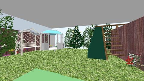 garden - Classic - Garden  - by Hobags