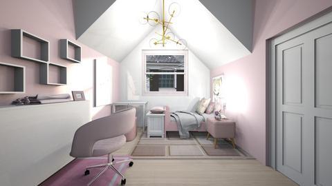 MINIkids GirlHome contest - Feminine - Kids room  - by deleted_1623825262_Lulu12345678910