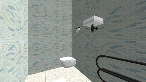 alex zuev - Minimal - Bathroom  - by ALEXey ZUEV
