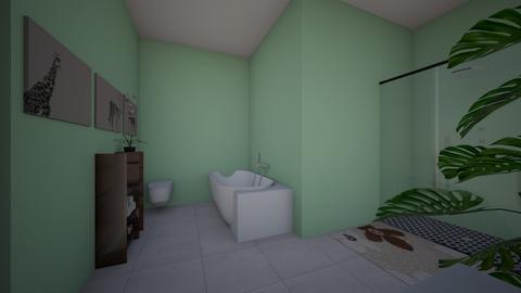 bathroom - Bathroom  - by ievameda_7