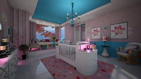 Baby - Kids room  - by Maria Helena_215