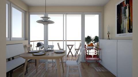 Family_kitchen_dini_v11_1 - Living room - by natajax