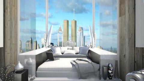 Manhattan SITC - Modern - Bedroom  - by StienAerts