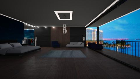 1383 Londonderry Pl - Modern - Bedroom  - by sfurkan